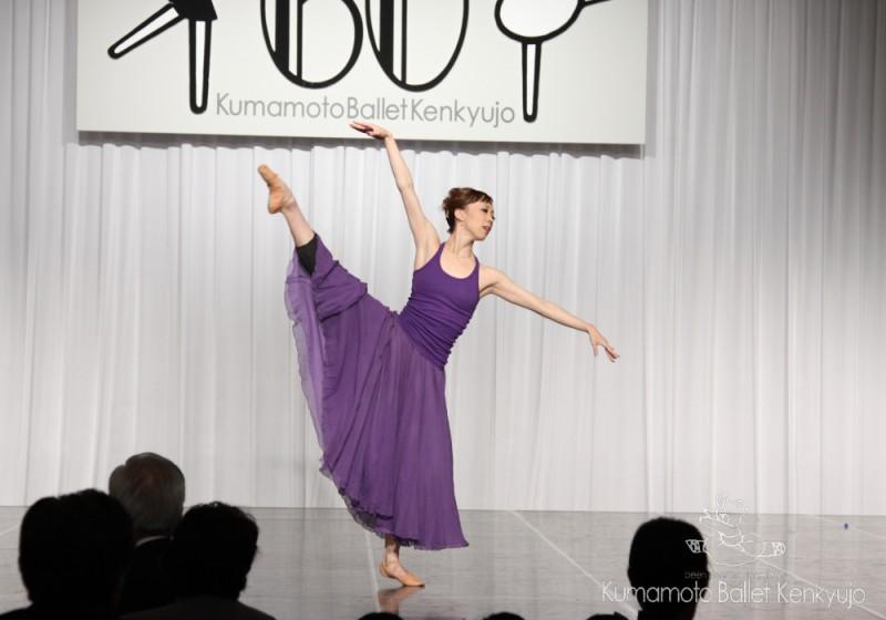 唐杉さやかさん(アメリカ・コロラドバレエ団)のソロ