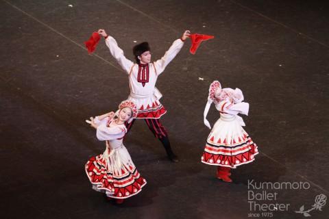 トレパック(ロシアの踊り)