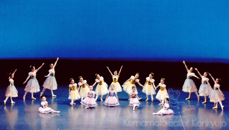 ペザントの踊り 音楽:ブルグミュラー 振付:甲斐田 栄