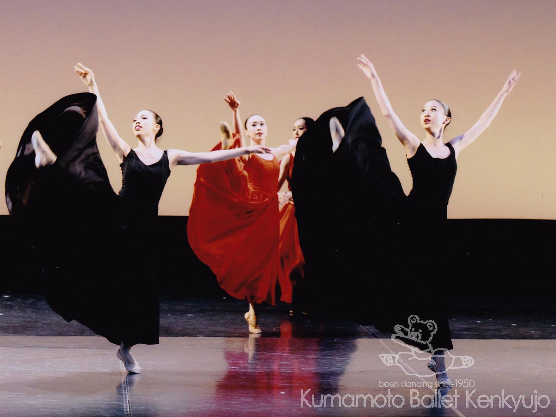 Time of dance 音楽:カール・ジェンキンス 振付:前川 智子